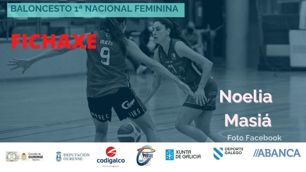 La valenciana Noelia Masiá reforzará al Codigalco Carmelitas para el play off de ascenso