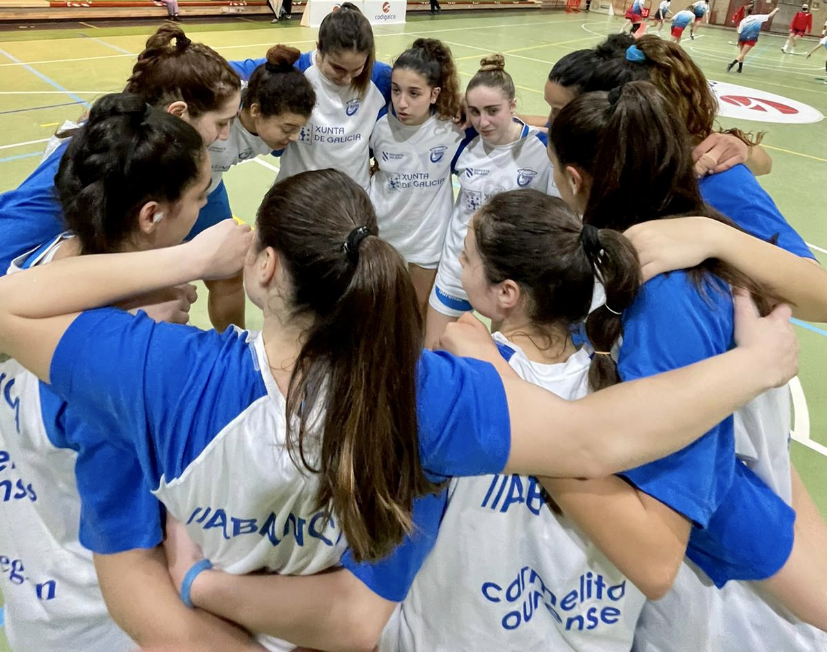 El Codigalco Carmelitas pasa a cuartos de final en el Play Off de ascenso a LF2